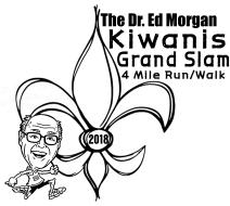 Dr. Ed Morgan/Kiwanis Grand Slam 4 Miler