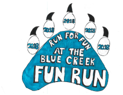 Blue Creek Fun Run