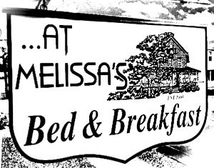 At Melissa's B & B