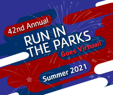 YMCA Virtual Run In The Parks 2021