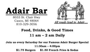 Adair Bar