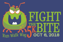 Fight the Bite 5K & 1 Mile Fun Run Walk Wag
