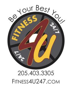 Fitness 4U 24/7