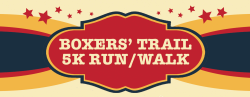 2020 Boxers' Trail Virtual 5K (Run and Walk)