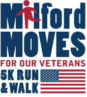 The Milford Bank's 3rd Annual Milford Moves for Veterans 5K