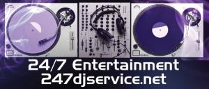 24/7 Entertainment - DJ Service