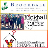 Kick Up Your Heels for The Ronald McDonald House of Chapel Hill sponsored by Brookdale Senior Living