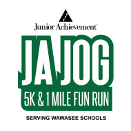 Junior Achievement JA Jog Serving Wawasee Schools