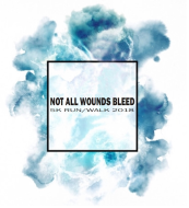 Not All Wounds Bleed 5K Run/Walk