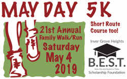 2019 IGH B.E.S.T. Foundation May Day 5K