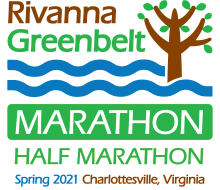 Rivanna Greenbelt Marathon and Half Marathon