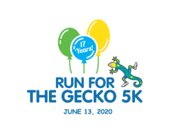 Run for the Gecko 5K - Virtual Race