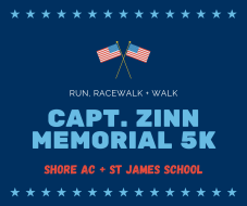 Captain Zinn Memorial 5K Races