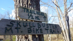 JRWS Spring Trail Runs: Skullbuster 4/23