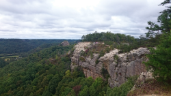 JRWS Spring Trail Runs: Red River Gorge