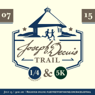 Joseph Decuis Trail 1/4 Marathon & 5K