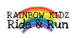 Timmy Belcher Memorial Rainbow Kidz VIRTUAL Ride & Run