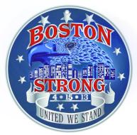 Boston Strong Half Marathon/10k/5k/1k