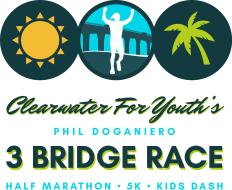 Phil Doganiero 3 Bridge Half Marathon/5K/Kids Dash