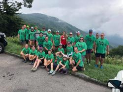 Trail Camp for Big Kids