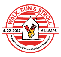 Walk, Run & Stroll for Ronald McDonald House Charities of Mississippi