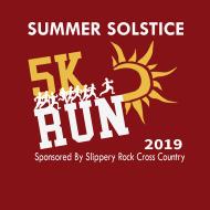 SUMMER SOLSTICE 5K / 1 MILE (Cancelled)