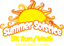 SUMMER SOLSTICE 5K / 1 MILE  ( Live Race and also Virtual )