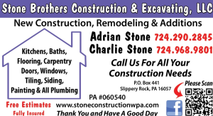 Stone Brothers Construction and Excavating, LLC