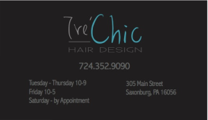 Tre Chic Hair Design