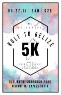 Bolt to Belize 5K Run/Walk