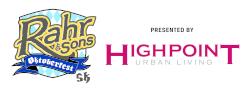 Rahr & Sons Oktoberfest 5K presented by Highpoint Urban Living