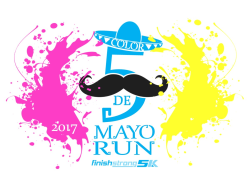 Finishstrong 5k - Color De Mayo Run