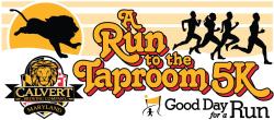 A Run to the Taproom 5K - Calvert Brewing Company