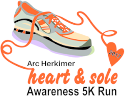 ARC Herkimer Heart and Sole Awareness 5K