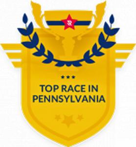 Top Race in Pennsylvania