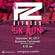 Flex Zone Fitness Breast Cancer 5k Run