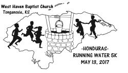 Honduras Running Water 5K