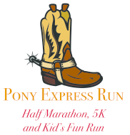 Pony Express Run 5K and Half Marathon