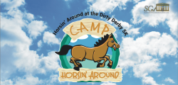 Horsin' Around at the Dirty Derby 5K Run