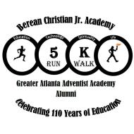 Berean Christian Jr. Academy 5K Run/Walk