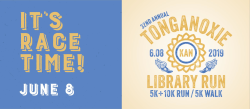 Tonganoxie Library Run