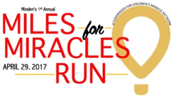 Miles for Miracles Run
