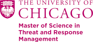 Univeristy of Chicago Master of Science in Threat and Response Management