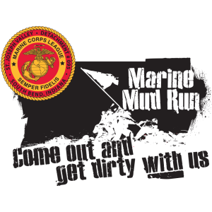 Marine Mud Run