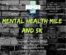 Mental Health Mile 5k Online Donations