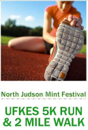 North Judson Mint Festival Herb Ufkes 5K Run and 2 Mile Walk
