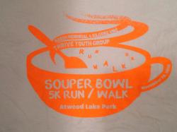 Souper Bowl 5K Run/Walk & Kids 1K Fun Run