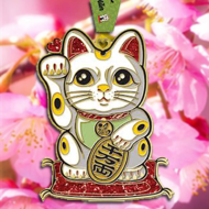 The Lucky Cat Virtual Charity Run