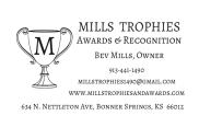 Mills Trophies