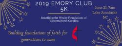 Emory Club 5k